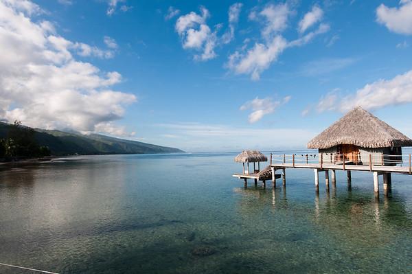 Our Honeymoon (Tahiti & Bora-Bora)